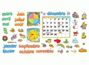 Picture of Calendrier Mensuel Large Display Set