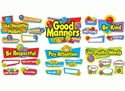 Picture of Good Manners Large Display  Set