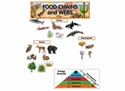 Picture of Food Chains and Webs Display Set