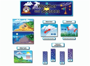 Picture of Weather and Seasons Display Set