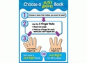 Picture of Choose a Just Right Book Learning Chart