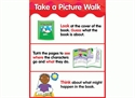 Picture of Take a Picture Walk Learning Chart