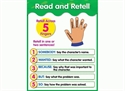 Picture of Read and Retell Learning Chart