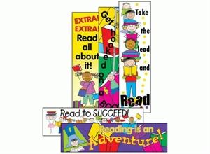 Picture of Reading Motivators Display Set