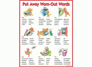 Picture of Put Away Worn-Out Words Learning Chart