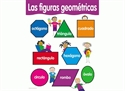 Picture of Las Figuras Geometricas Spanish Basic Skills Learning Chart