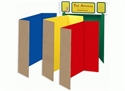 Picture of Presentation Boards Pack (Assorted Colours)