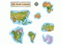 Picture of The World Continents Large Display Set