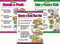Picture of Ready, Set, Read - Animals 3-Chart Pack