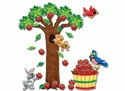 Picture of Apple Tree Large Display Set
