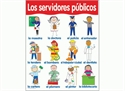 Picture of Los Servidores Publicos Spanish Basic Skills Chart