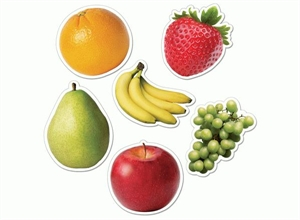 Picture of Fruits Designer Cut-Outs