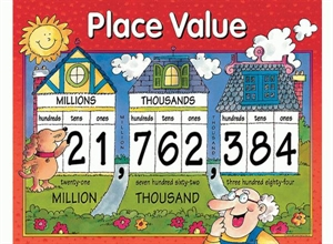 Picture of Place Value (Farmyard) Learning Chart