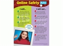 Picture of Online Safety Rules Learning Chart
