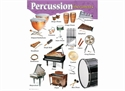 Picture of Percussion Instruments Learning Chart