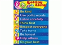 Picture of Getting Along Learning Chart