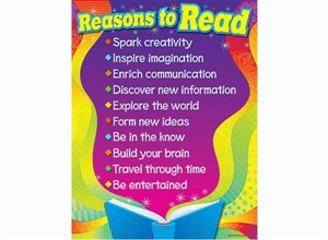 Picture of Reasons to Read Learning Chart