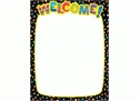 Picture of Welcome Classroom Essentials Chart