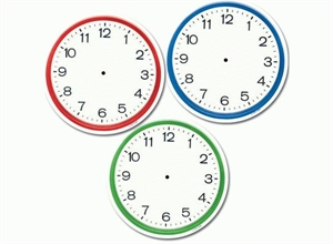 Picture of Clocks Designer Cut-outs