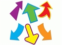 Picture of Arrows Designer Cut-outs