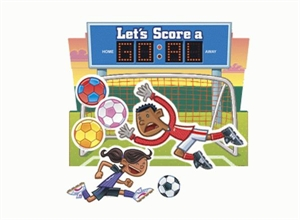 Picture of Score a Goal Display Set