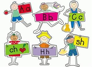 Picture of Alphabet Kids Large Display Set