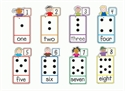 Picture of Number Stick Kids Large Display Set