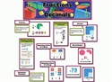 Picture of Fractions and Decimals Display Set