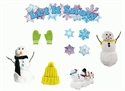 Picture of Let it Snow Display Set