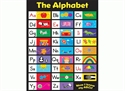 Picture of The Alphabet Learning Chart