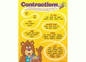 Picture of Contractions Learning Chart