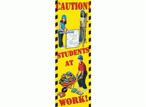 Picture of Students at Work Classrooom Banner