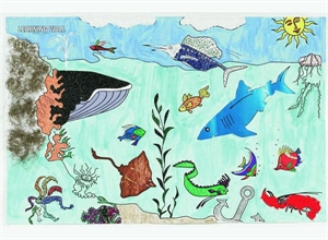 Picture of Oceans Learning Wall
