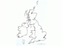 Picture of UK Giant Map