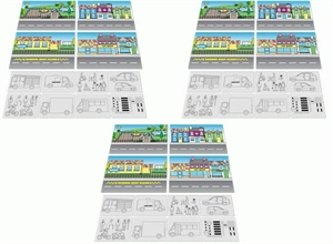 Picture of Road Safety Large Display Set 3-Pack