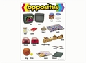 Picture of Opposites Learning Chart