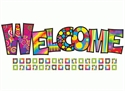 Picture of Razzle-Dazzle Welcome Large Display Set