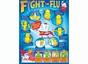 Picture of Fight the Flu Learning Chart