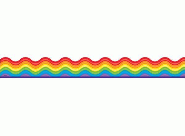 rainbow promise border