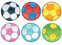 Picture of Football Mini Cut-outs
