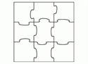 Picture of Make your own puzzles Cut-outs