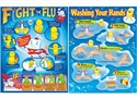 Picture of Fight the Flu Learning Chart Pack