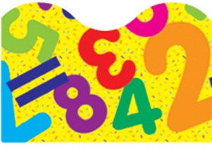 Picture of Maths Fun Border