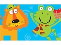 Picture of Animal Fun Spotlight Border