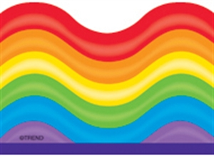 Picture of Rainbow Promise Border