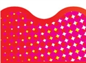 Picture of Pop Art Dots Border