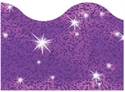Picture of Purple Sparkle Border