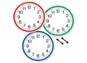 Picture of Clocks Jumbo Cut-outs