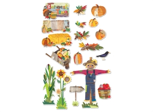 Picture of Autumn Harvest Large Display Set