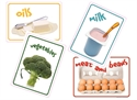 Picture of Healthy Eating Cut-outs